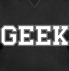 Design your Geek college t-shirts and accessories