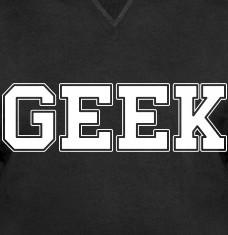 T-shirts Geek college personnalisés