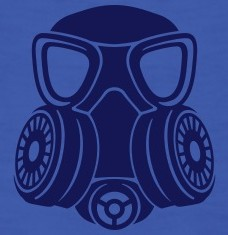 Design your Gas mask t-shirts and accessories