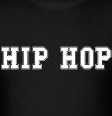 Design your HIP HOP college t-shirts and accessories