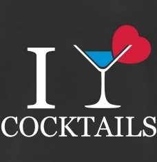 Design your Cocktails t-shirts and accessories