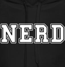 T-shirts NERD college personnalisés