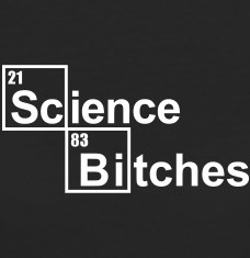 Design your Science Bitches t-shirts and accessories