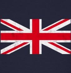 T-shirts Union Jack vintage personnalisés