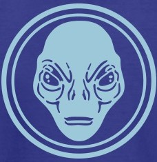 Design your Alien t-shirts and accessories