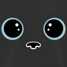 cats-eyes-kawaii-ustom-t-shirt-1004581803