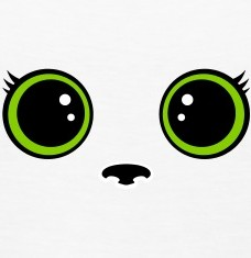 Design your Kitty eyes t-shirts and accessories