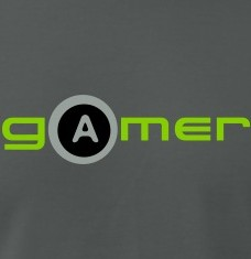 Design your Gamer t-shirts and accessories