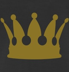 T-shirts Royal crown personnalisés