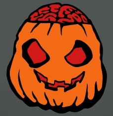 Design your Zombie pumpkin t-shirts and accessories