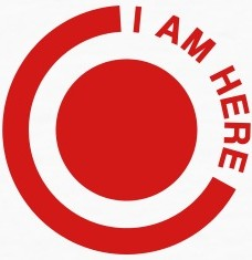 Design your I am here joke t-shirts and accessories