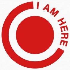 i am here t-shirt joke