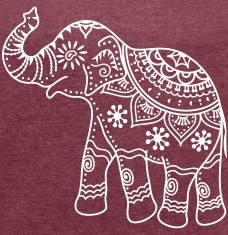 Design your Elephant india t-shirts and accessories