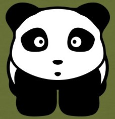 Design your Panda kawaii t-shirts and accessories
