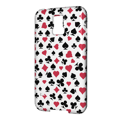 poker decoration phone case design