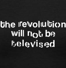 T-shirts Revolution personnalisés