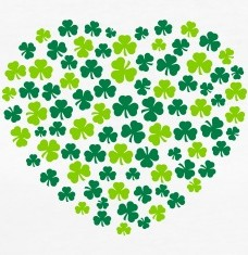 Design your Shamrocks heart t-shirts and accessories