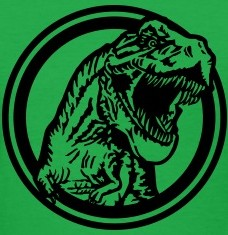 Design your Tyrannosaurus rex t-shirts and accessories
