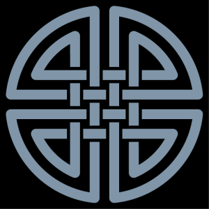 Celtic knot to customize online. A Celtic design.