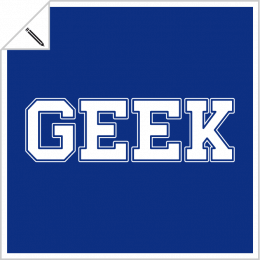 Geek designs for printing on custom t-shirt.