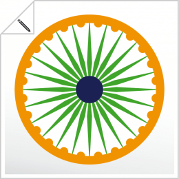 Indian designs, flags, Indian decorations etc. to print yourself.